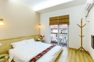 East Blue Guesthouse Zhujiajian, Guest houses  Zhoushan - big - 8