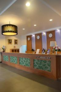 Green Nimman CMU Residence, Apartmánové hotely  Chiang Mai - big - 40