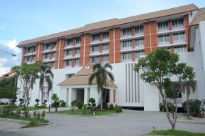 Green Nimman CMU Residence, Apartmánové hotely  Chiang Mai - big - 44