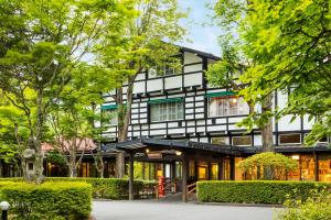 Каруидзава - Mampei Hotel