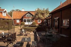 Eksgården Krog & Rum, Guest houses  Färjestaden - big - 32