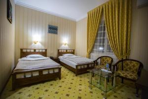 City Hotel, Hotely  Samarkand - big - 9