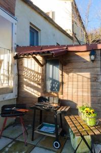 Tenuta Sant'Apollinare, Дома для отпуска  Mondaino - big - 9