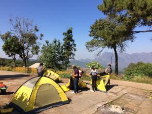Chiang Dao Story Camp, Vendégházak  Csiangdau - big - 20