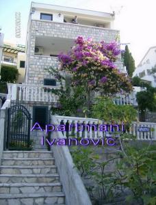 Apartmani Ivanovic, Ferienwohnungen  Petrovac na Moru - big - 6