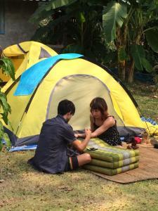 Chiang Dao Story Camp, Vendégházak  Csiangdau - big - 17