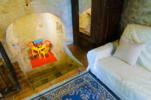 Tenuta Sant'Apollinare, Дома для отпуска  Mondaino - big - 26