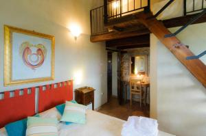 Tenuta Sant'Apollinare, Дома для отпуска  Mondaino - big - 36