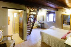 Tenuta Sant'Apollinare, Дома для отпуска  Mondaino - big - 44