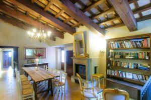 Tenuta Sant'Apollinare, Дома для отпуска  Mondaino - big - 46