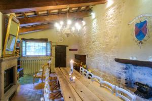 Tenuta Sant'Apollinare, Дома для отпуска  Mondaino - big - 47