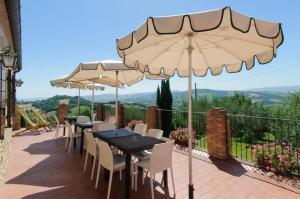 Tenuta Sant'Apollinare, Дома для отпуска  Mondaino - big - 48