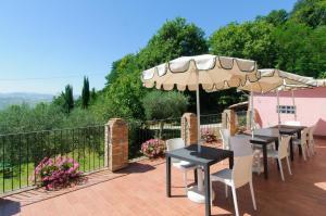 Tenuta Sant'Apollinare, Дома для отпуска  Mondaino - big - 49