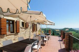 Tenuta Sant'Apollinare, Дома для отпуска  Mondaino - big - 51