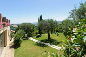 Tenuta Sant'Apollinare, Дома для отпуска  Mondaino - big - 75