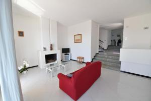 Villa Silvana, Апартаменты  Сельва-ди-Фазано - big - 8