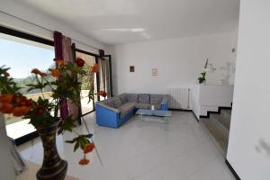 Villa Silvana, Апартаменты  Сельва-ди-Фазано - big - 6