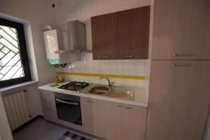 Villa Silvana, Апартаменты  Сельва-ди-Фазано - big - 29