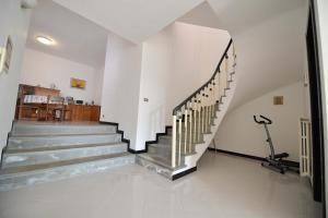 Villa Silvana, Апартаменты  Сельва-ди-Фазано - big - 31