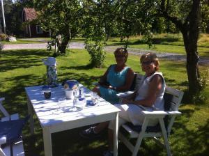 Gröna Ånäs, B&B (nocľahy s raňajkami)  Östra Löa - big - 24