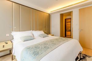 Huanqiu 188 International Apartment, Apartments  Suzhou - big - 17