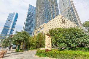 Huanqiu 188 International Apartment, Apartments  Suzhou - big - 15