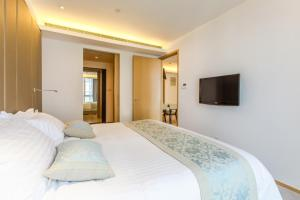 Huanqiu 188 International Apartment, Apartments  Suzhou - big - 14