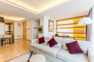 Huanqiu 188 International Apartment, Apartments  Suzhou - big - 13