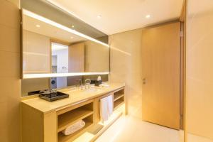 Huanqiu 188 International Apartment, Apartments  Suzhou - big - 9
