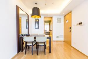 Huanqiu 188 International Apartment, Apartments  Suzhou - big - 11
