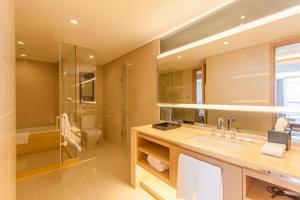 Huanqiu 188 International Apartment, Apartments  Suzhou - big - 8