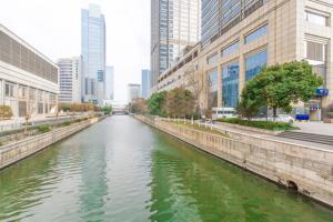 Huanqiu 188 International Apartment, Apartments  Suzhou - big - 7