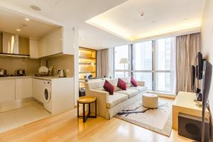 Huanqiu 188 International Apartment, Apartments  Suzhou - big - 1