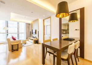 Huanqiu 188 International Apartment, Apartments  Suzhou - big - 6