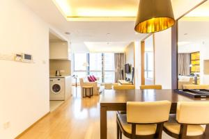 Huanqiu 188 International Apartment, Apartments  Suzhou - big - 5