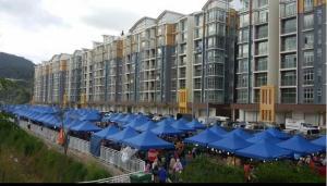 Golden Hill Apt at Night Market, Apartmány  Tanah Rata - big - 9