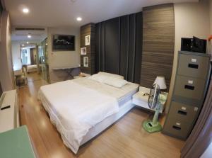 Elegant 1 Bedroom Apus Condo Pattaya by Tiprent, Apartments  Pattaya Central - big - 11