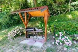 Tenuta Sant'Apollinare, Дома для отпуска  Mondaino - big - 79