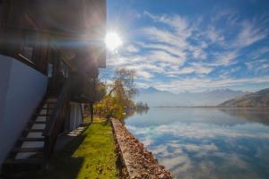 Waterfront Apartments Zell am See - Steinbock Lodges, Apartments  Zell am See - big - 87