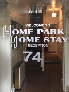 Home Park Homestay