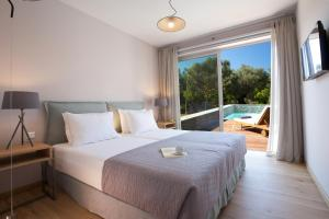 Agrikies Villas, Vily  Lefkada Town - big - 29