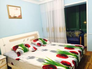 Apartment on Abazgaa, Apartments  Gagra - big - 5