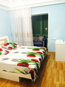 Apartment on Abazgaa, Apartments  Gagra - big - 6