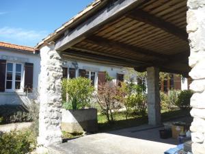 Basse Vendome, Prázdninové domy  Lagord - big - 1