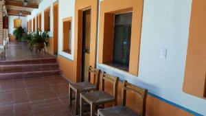 Hotel Los Mezquites, Hotels  Tequisquiapan - big - 31