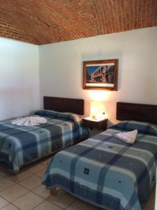 Hotel Los Mezquites, Hotels  Tequisquiapan - big - 1