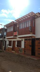 Apartahotel La Gran Familia, Residence  Villa de Leyva - big - 68