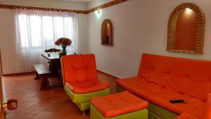 Apartahotel La Gran Familia, Residence  Villa de Leyva - big - 49