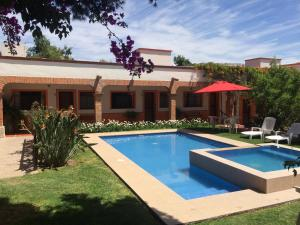 Hotel Los Mezquites, Hotels  Tequisquiapan - big - 32