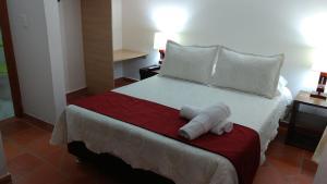 Apartahotel La Gran Familia, Apartmánové hotely  Villa de Leyva - big - 47